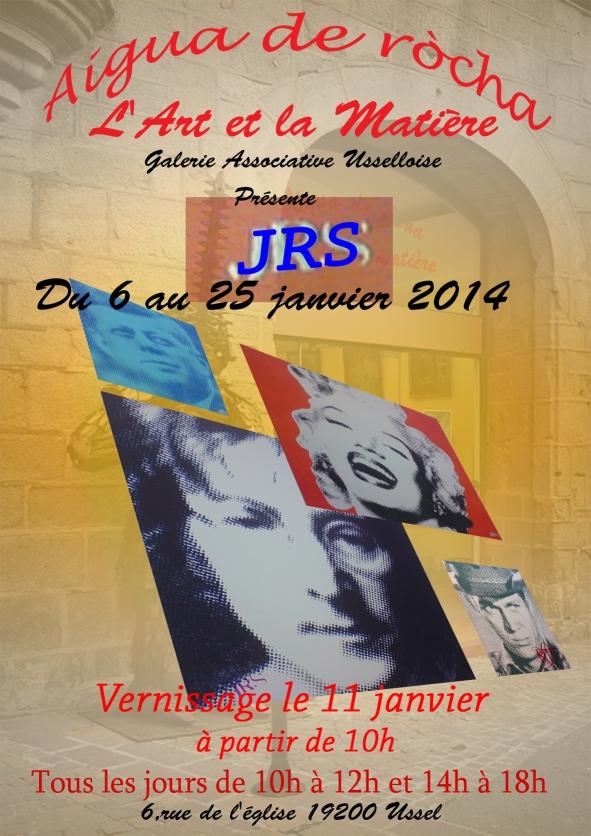 Affiche JRS 2014