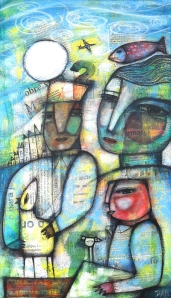 THE MOON by Dan Casado