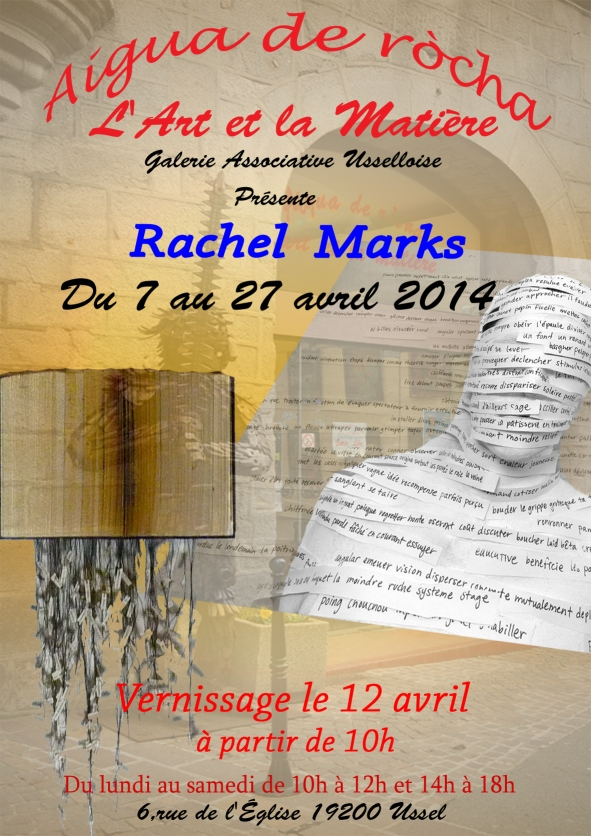 Rachel Marks 2014