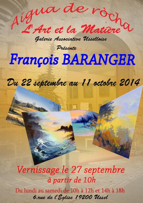 François BARANGER 2014 copie