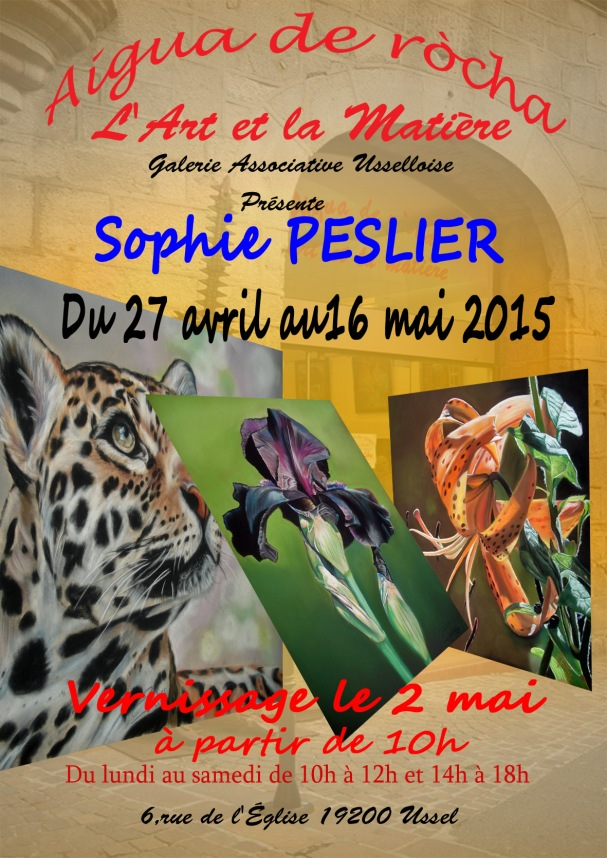 Sophie PESLIER 2015 copie