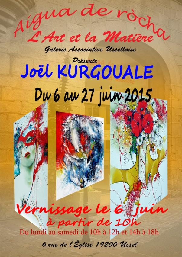 Joël KURGOUALE 2015 copie