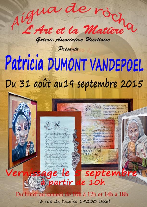 Patricia DUMONT 2015pe