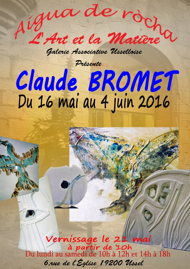 Claude BROMET 2016 copie