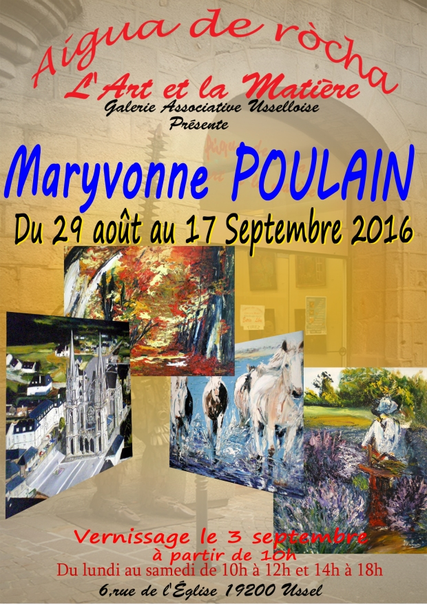 Maryvonne POULAIN 2016 copie