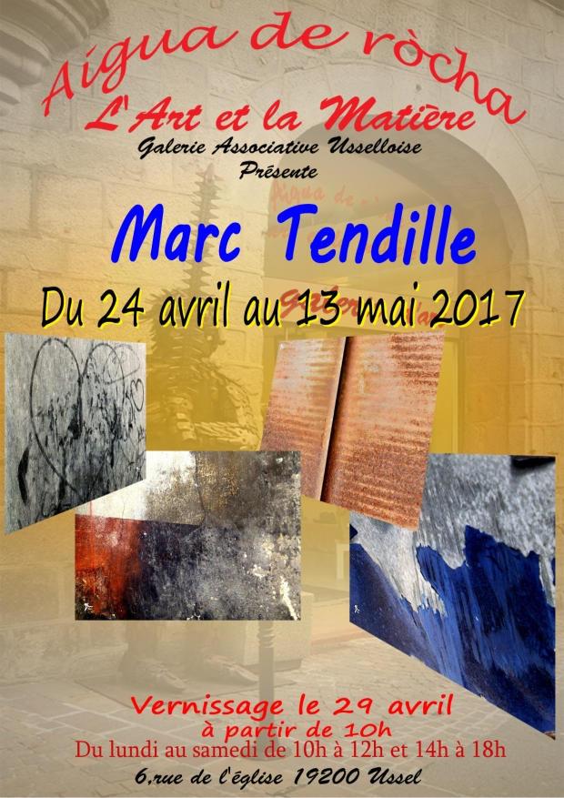 Marc Tendille 2017 p