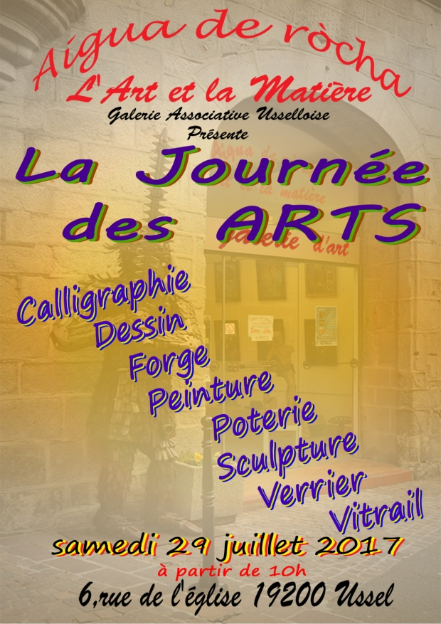 La journée des arts 2017 p