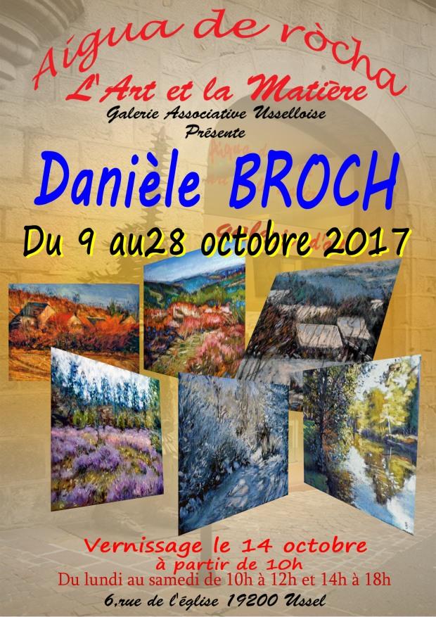 Danièle BROCH 2017
