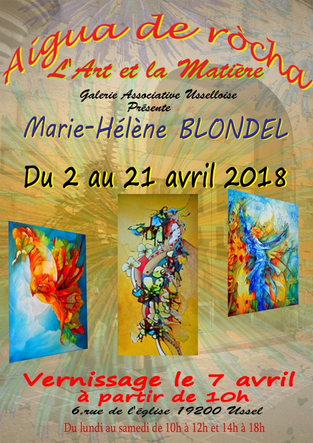 Marie-Hélène BLONDEL 2018 b copie