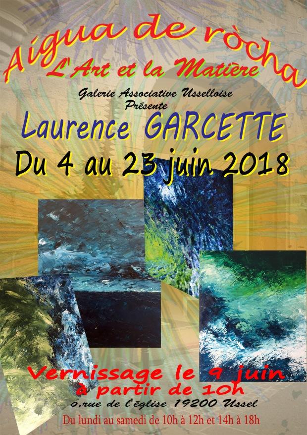Laurence GARCETTE 2018