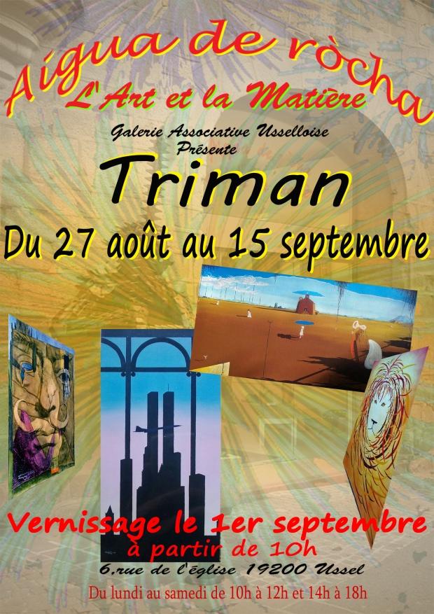 Gérard MARTIN Triman 2018 copie