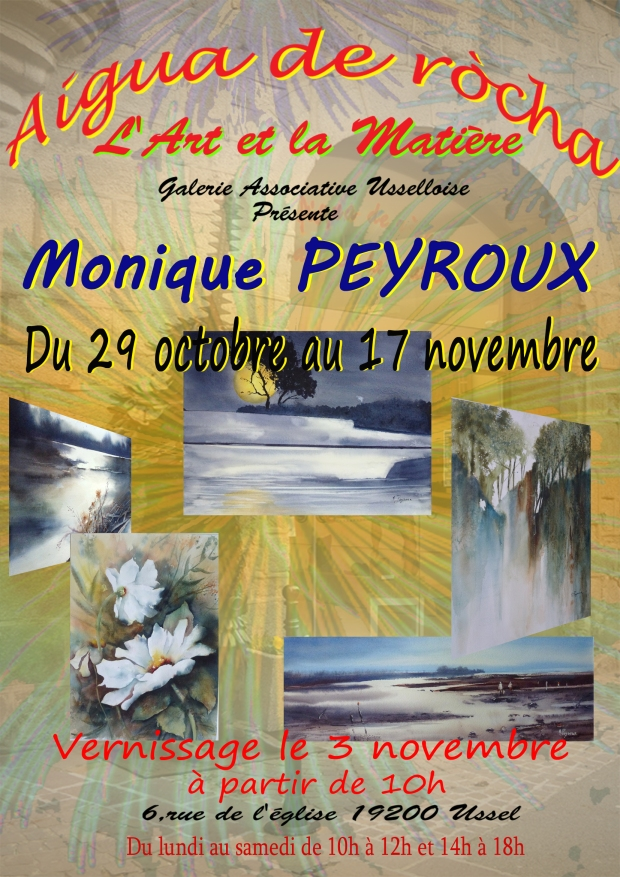 Monique PEYROUX 2018