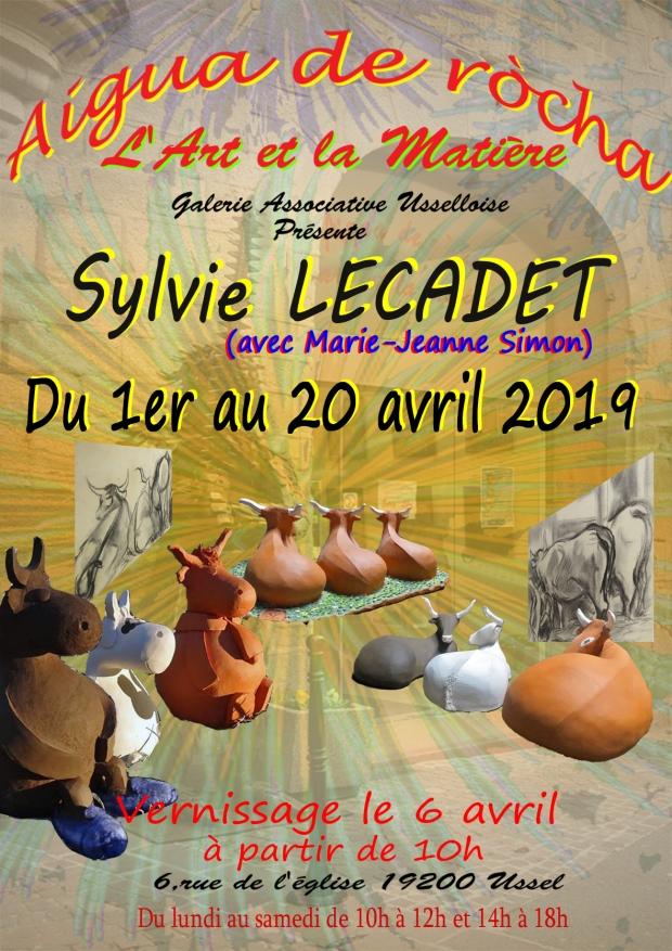 Sylvie LECADET 2019 p