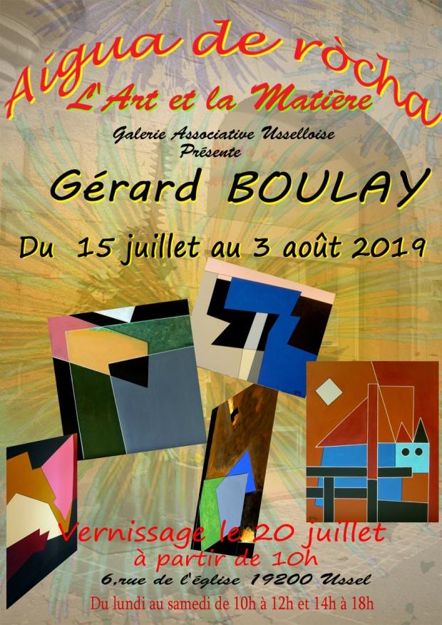 Gérard BOULAY 2019 p