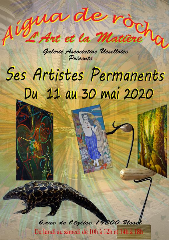 Artistes Permanents II 2020 p