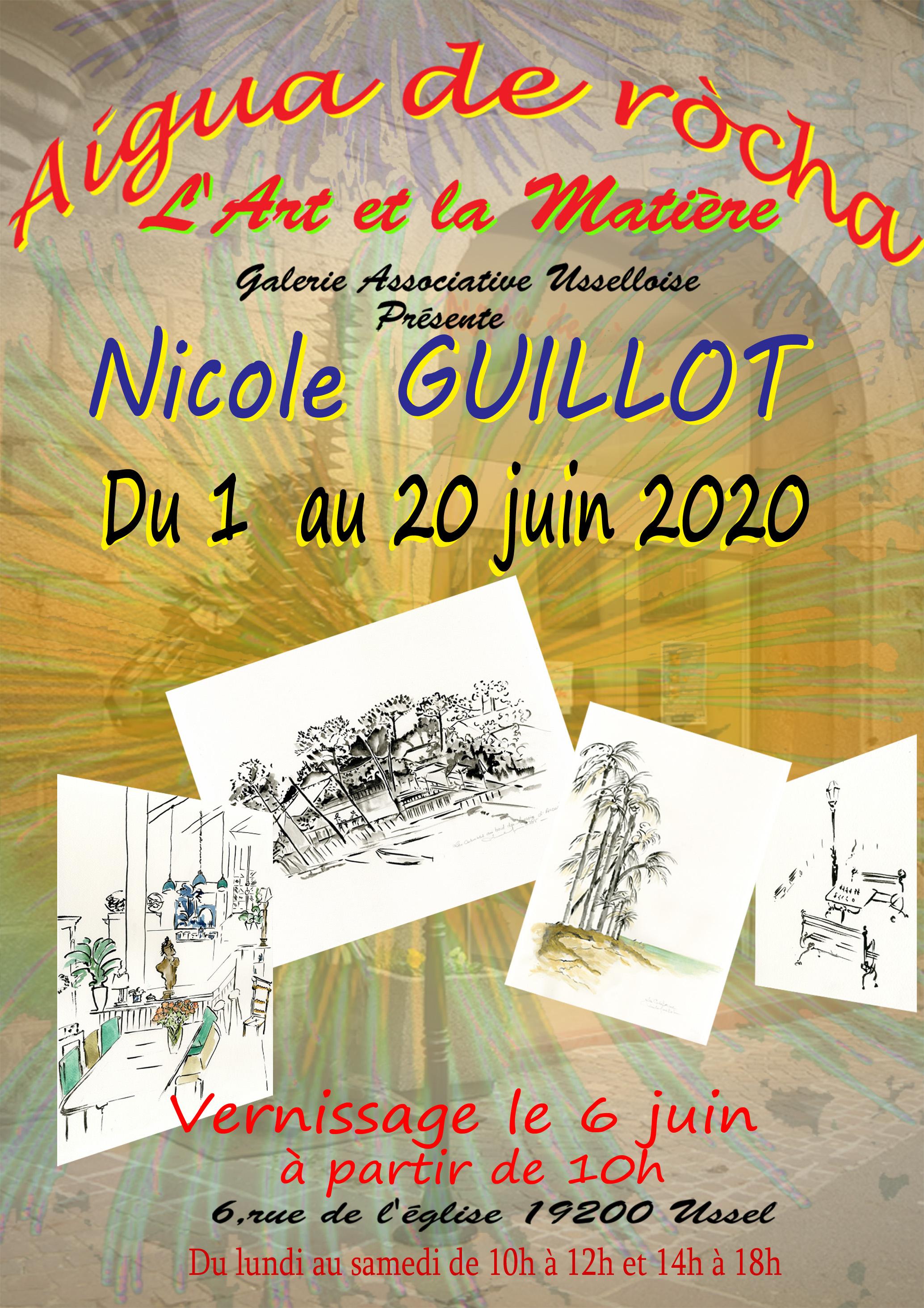 Nicole GUILLOT 2020